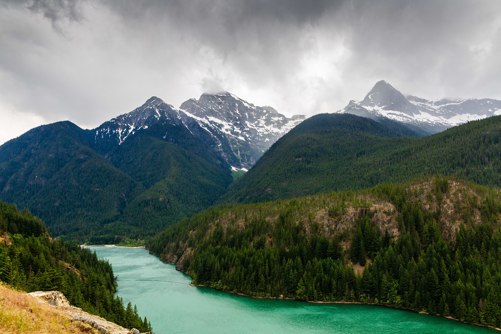 North Cascades NP  by photograndma