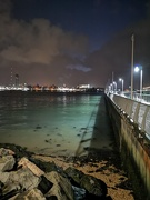 14th Dec 2020 - The Haslar Marina Pier Wall
