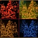 Ever Changing Colour Christmas Tree ~