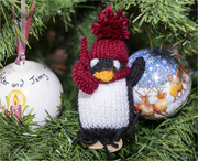 14th Dec 2020 - Knitted Penguin