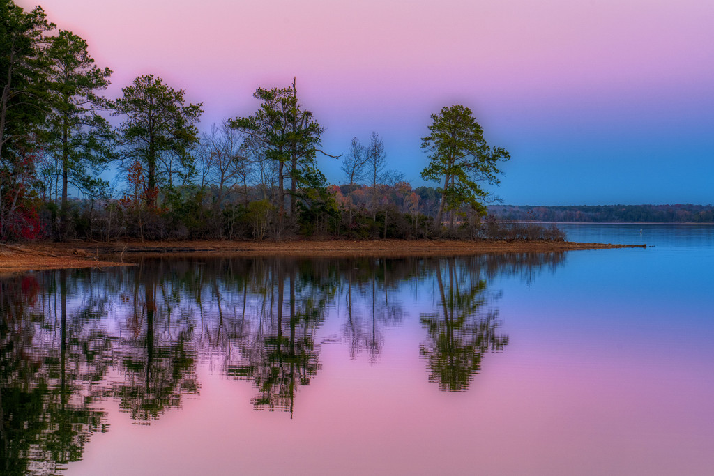 Blue and Pink by kvphoto