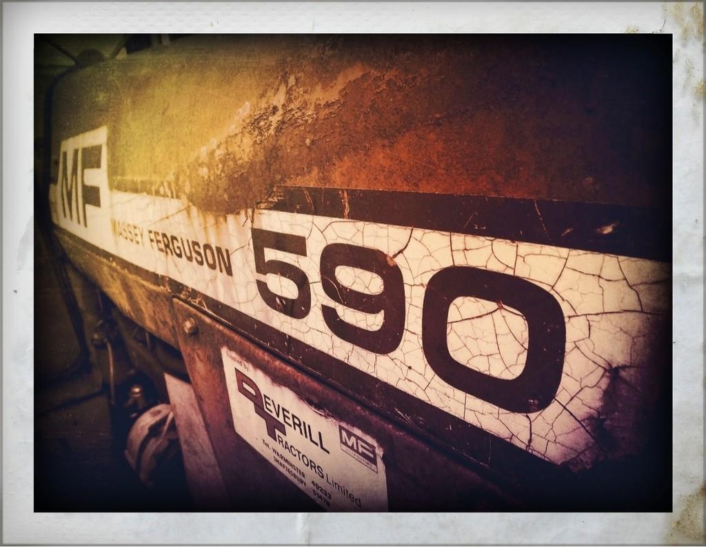 MF 590 by ajisaac