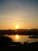 16th Dec 2020 - sunset
