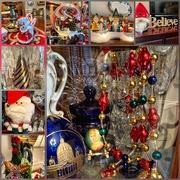 16th Dec 2020 - Christmas around the dining room