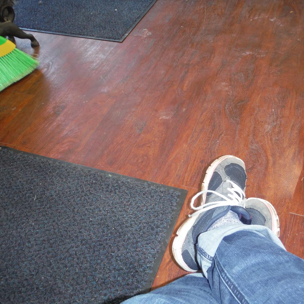 Definitely My Feet by spanishliz