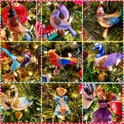 17th Dec 2020 - Hallmark Card's 12 Days of Christmas collection
