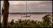 16th Dec 2020 - SailBoat Anchored Off-shore!