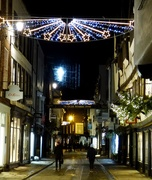 17th Dec 2020 - Stonegate, York