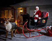 17th Dec 2020 - Santa's making a few early deliveries