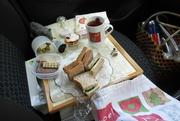 17th Dec 2020 - Christmas picnic lunch