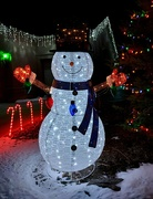 17th Dec 2020 - Frosty  the Snowman
