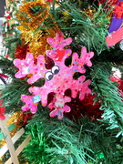 19th Dec 2020 - A Xmas Star made by the childrens, ward of the SSCUHospital