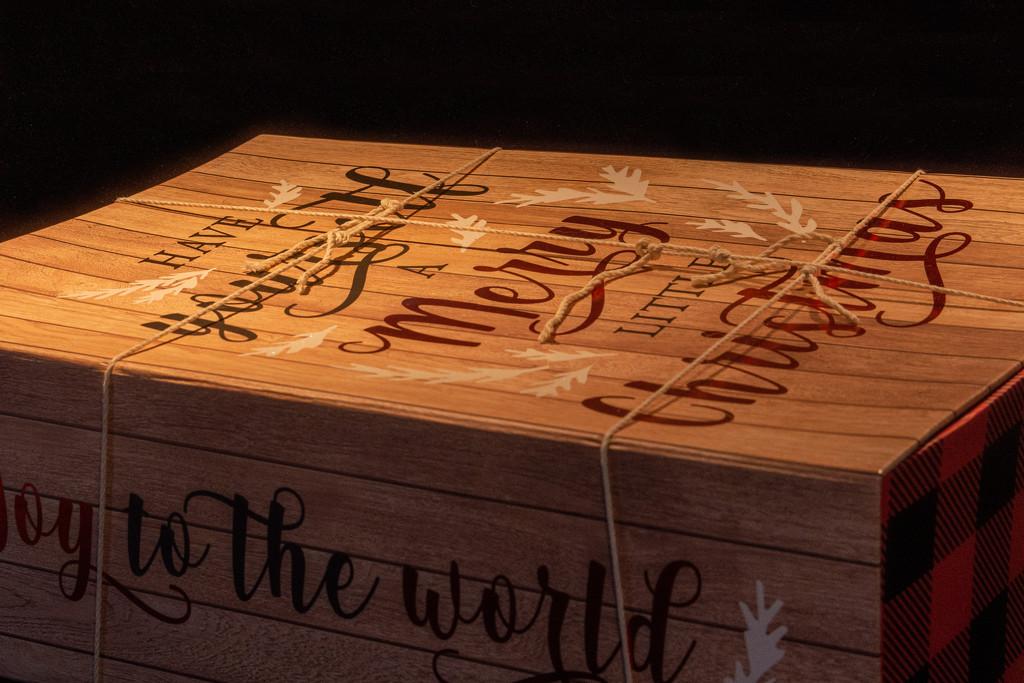 December Word - Boxes by farmreporter