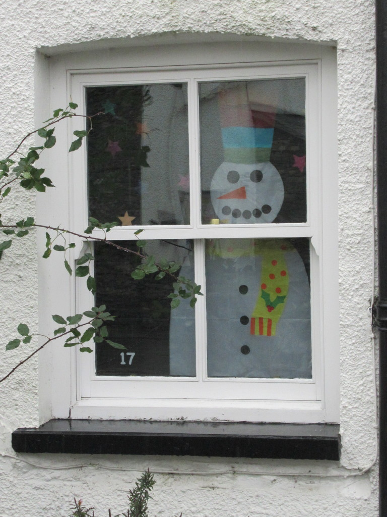 Advent Trail - window 17 by anniesue