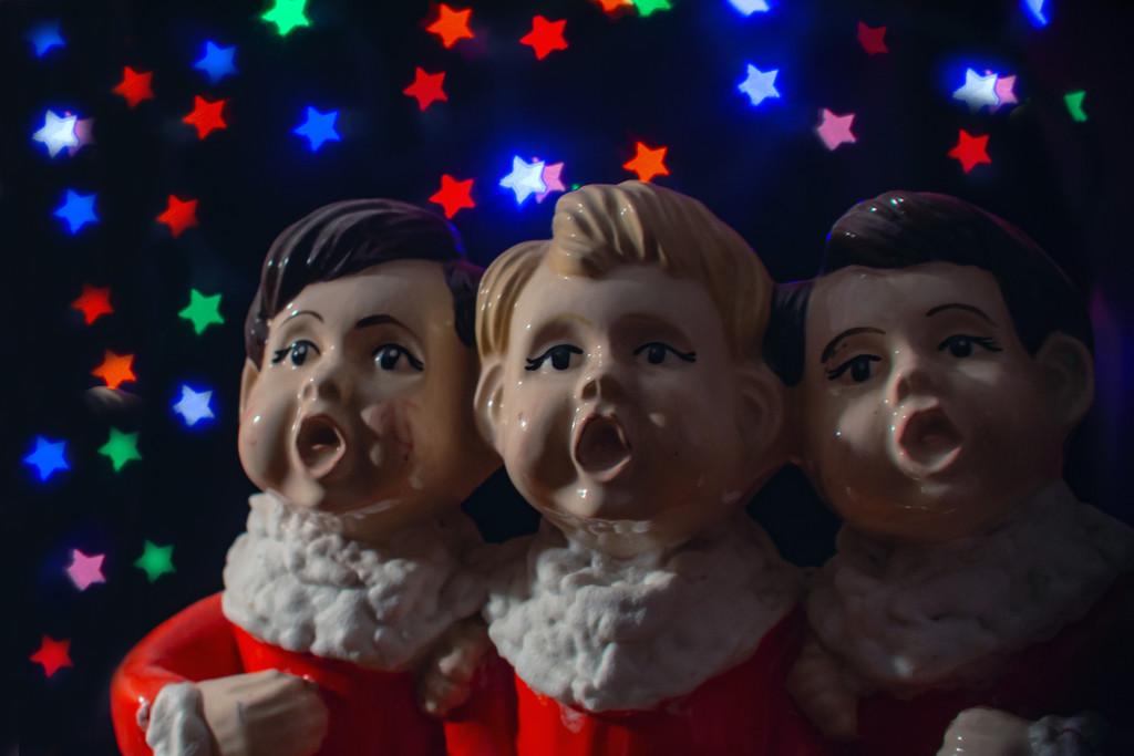 December Word - Carols by farmreporter