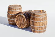 19th Dec 2020 - Barrels of Fun...