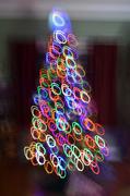 19th Dec 2020 - Tree Light Painting