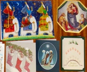 20th Dec 2020 - Christmas Cards