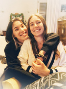 19th Dec 2020 - Sisters love.