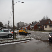 20th Dec 2020 - Snow Plough or Slush Plough?