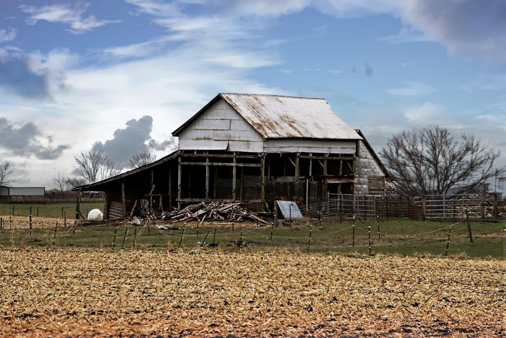 Farm Landscape by randy23