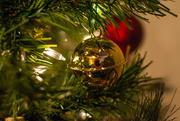 20th Dec 2020 - Selfie in the ornament...