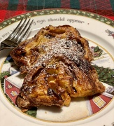 21st Dec 2020 - French Toast It's What's For Dinner
