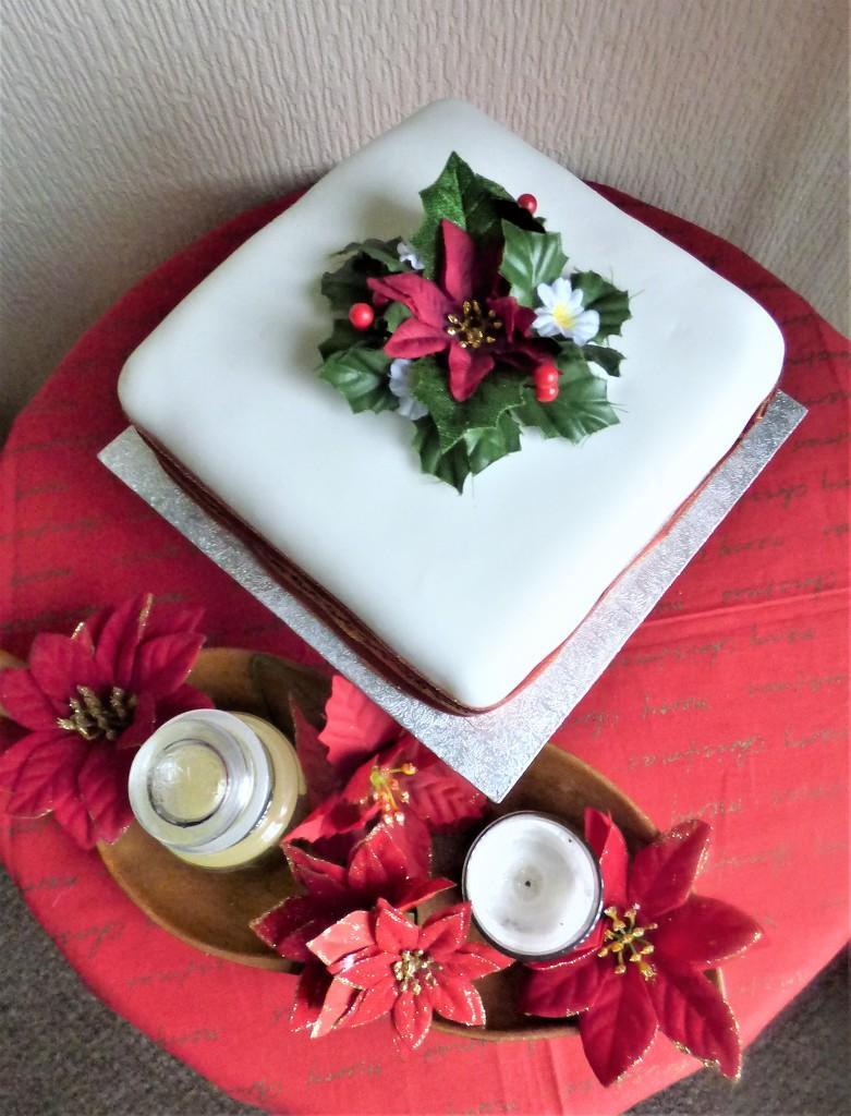 My Christmas Cake  by beryl