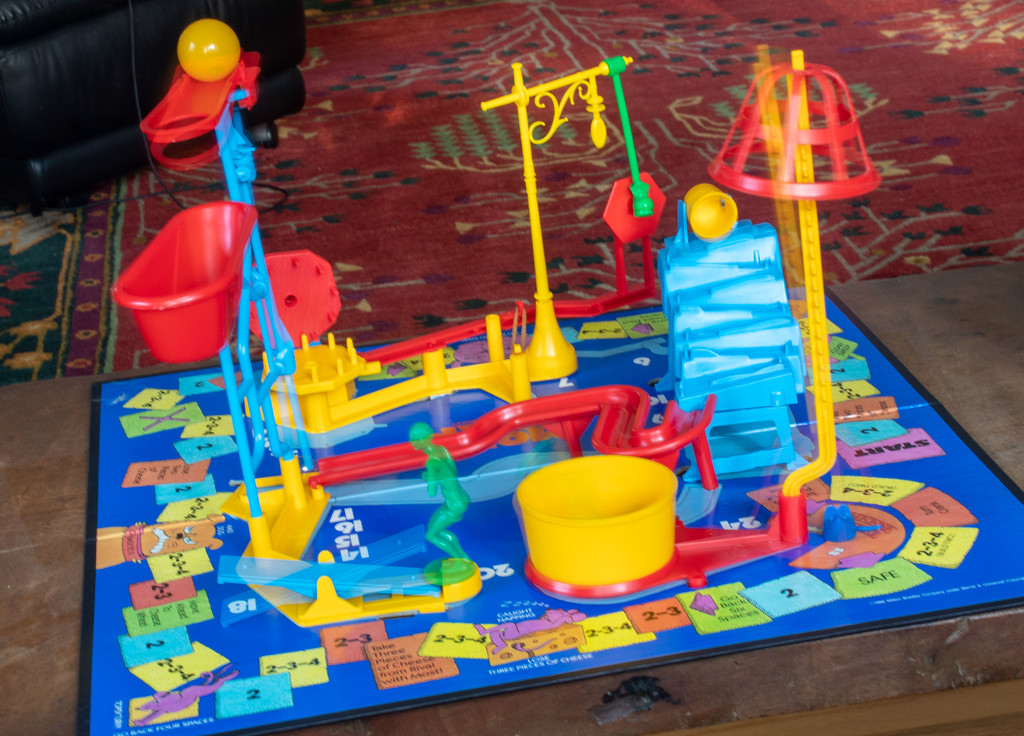 Mousetrap by tdaug80
