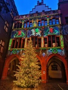 22nd Dec 2020 - Christmas on the Rathaus.