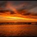 Had a Beautiful Sunset Tonight by rickster549