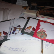 21st Dec 2020 - Cards for Neighbours