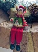 18th Dec 2020 - Christmas reindeer