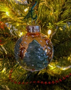 19th Dec 2020 - Yet another Christmas bauble!
