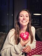 25th Dec 2020 - Swiss heart.
