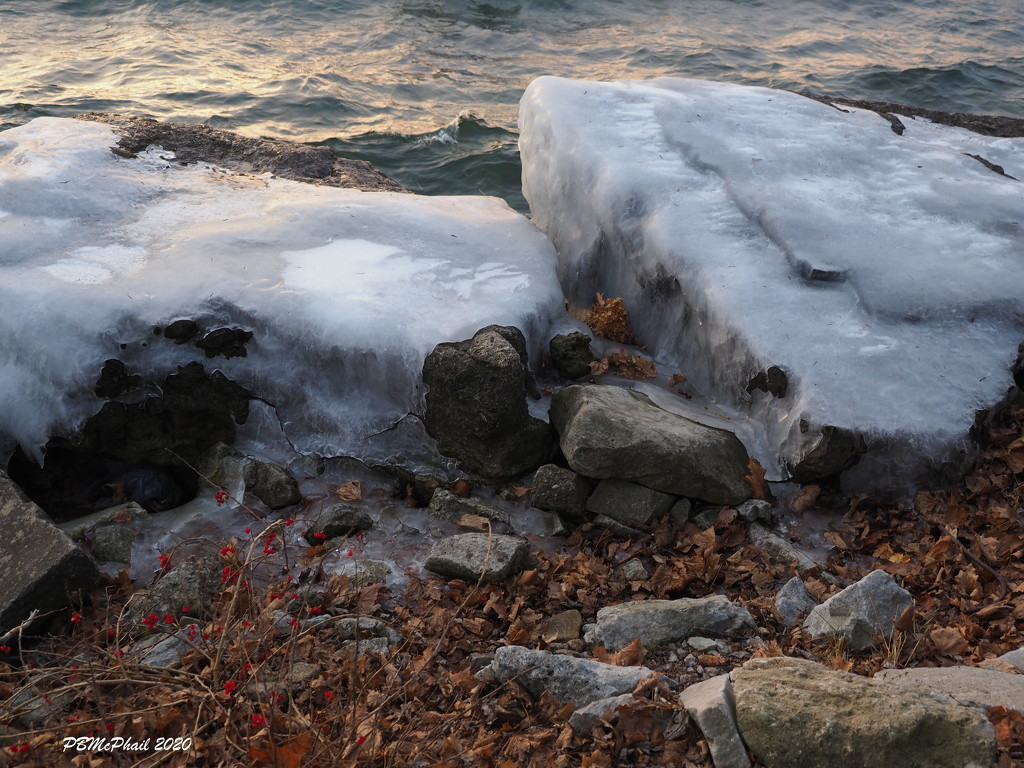 Icing on the Rocks by selkie