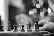 24th Dec 2020 - Father vs Son Chess