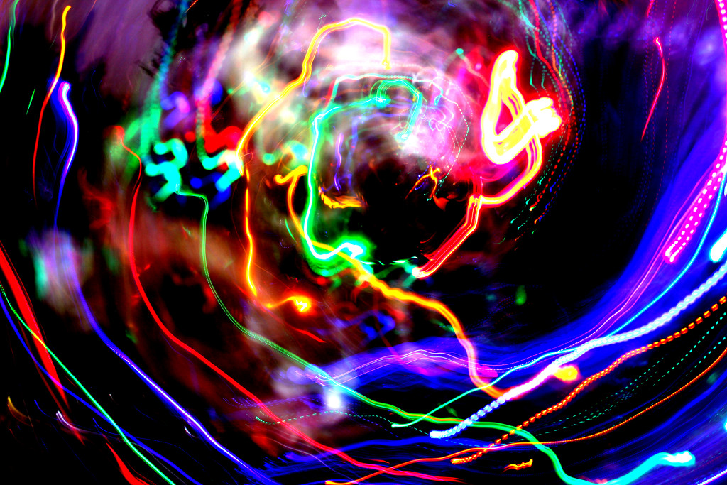 Dec 24th Painting with Light II by valpetersen