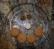 24th Dec 2020 - Flatlay Christmas Cookies
