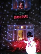 25th Dec 2020 - Our Poor Neighbours Endure This Nightly!!!
