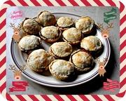 25th Dec 2020 - Mince pies