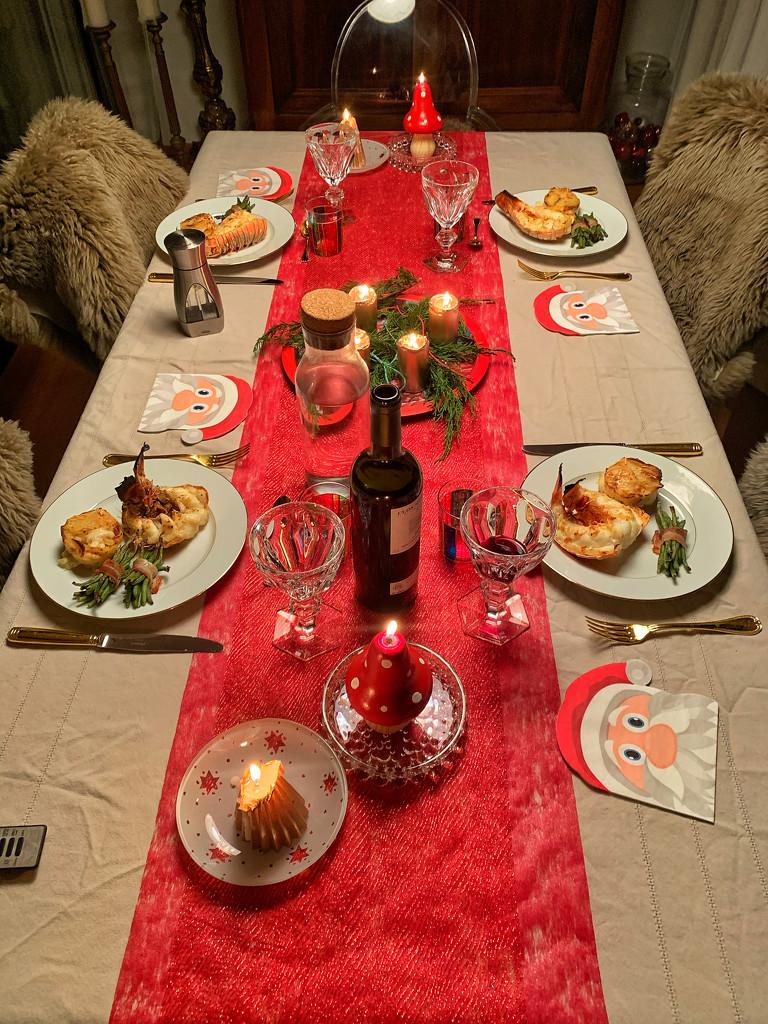 Christmas diner.  by cocobella