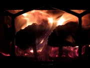 25th Dec 2020 - No Chestnuts Here-Just the Fire