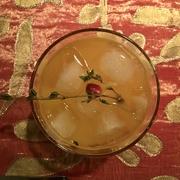 26th Dec 2020 - Christmas cocktail