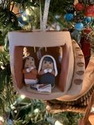 25th Dec 2020 - A nativity ornament