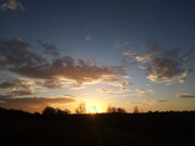 20th Dec 2020 - Sunset over Magpie Meadow