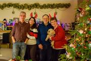 25th Dec 2020 - Family portrait