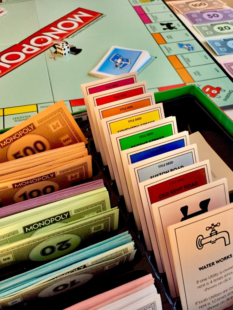 Boxing Day board games  by lilaclisa