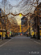 26th Dec 2020 - Christmas lights in the city