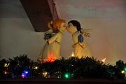 26th Dec 2020 - Kissing angels.........